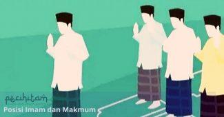 Tentang Posisi Imam dan Makmum; Bagaimana Jika Keduanya Egois, Tidak Mau Mengalah