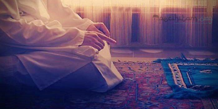 doa setelah tahiyat akhir