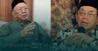 Perdebatan Gus Sholah dengan Gus Dur Tentang Islam dan Pancasila