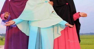 ketentuan berpakaian bagi muslimah