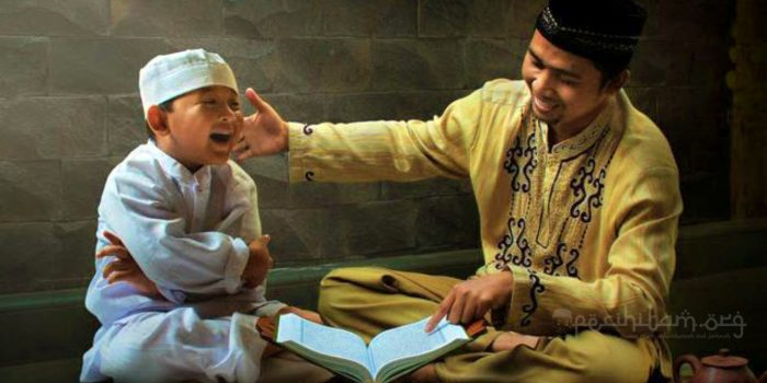 peran ayah dalam mendidik anak menurut islam