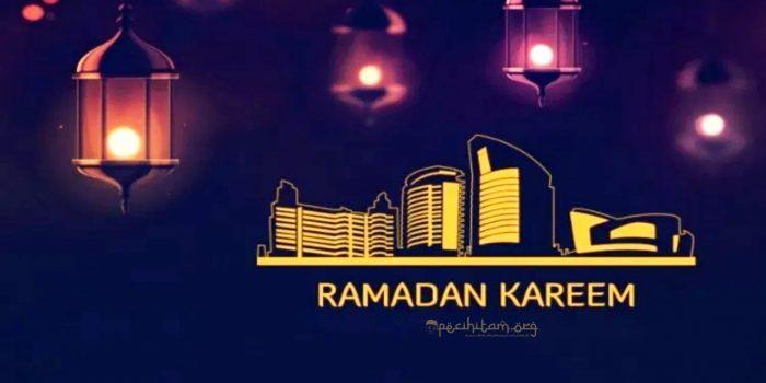 Kumpulan Ucapan Spesial Menyambut Ramadhan 2020 yang Bisa ...