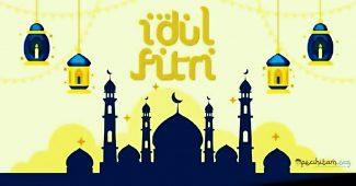 idul fitri nabi muhammad