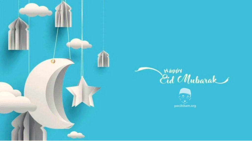 Ucapan Idul Fitri yang Benar Sesuai Sunnah, Bahasa Arab ...