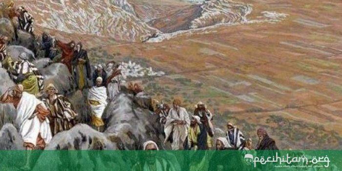 Ayat Israiliyat, Begini Pembagian Berita dan Tokoh-Tokohnya