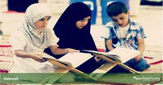 cara mengajarkan anak membaca alquran