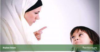 hukum anak melihat aurat ibunya