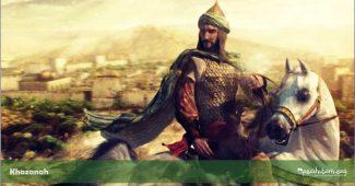 jenderal perang islam