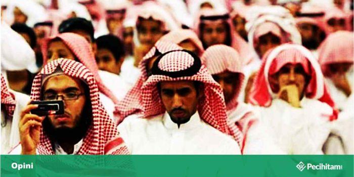 Tak Semua Warga Arab Saudi Itu Wahabi
