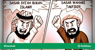 Persamaan Identik antara Aliran Wahabi dan Syiah