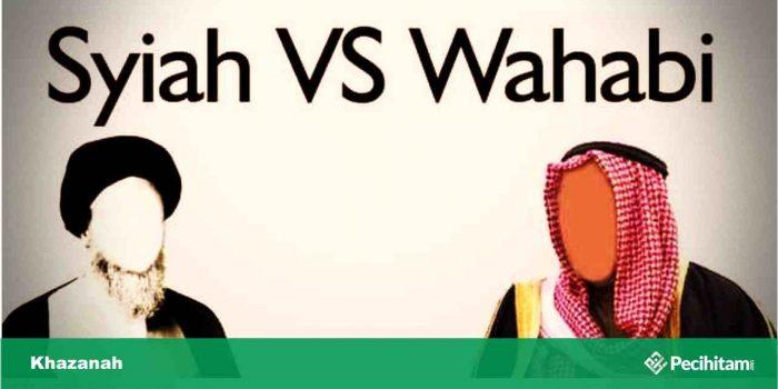 wahabi dan syiah