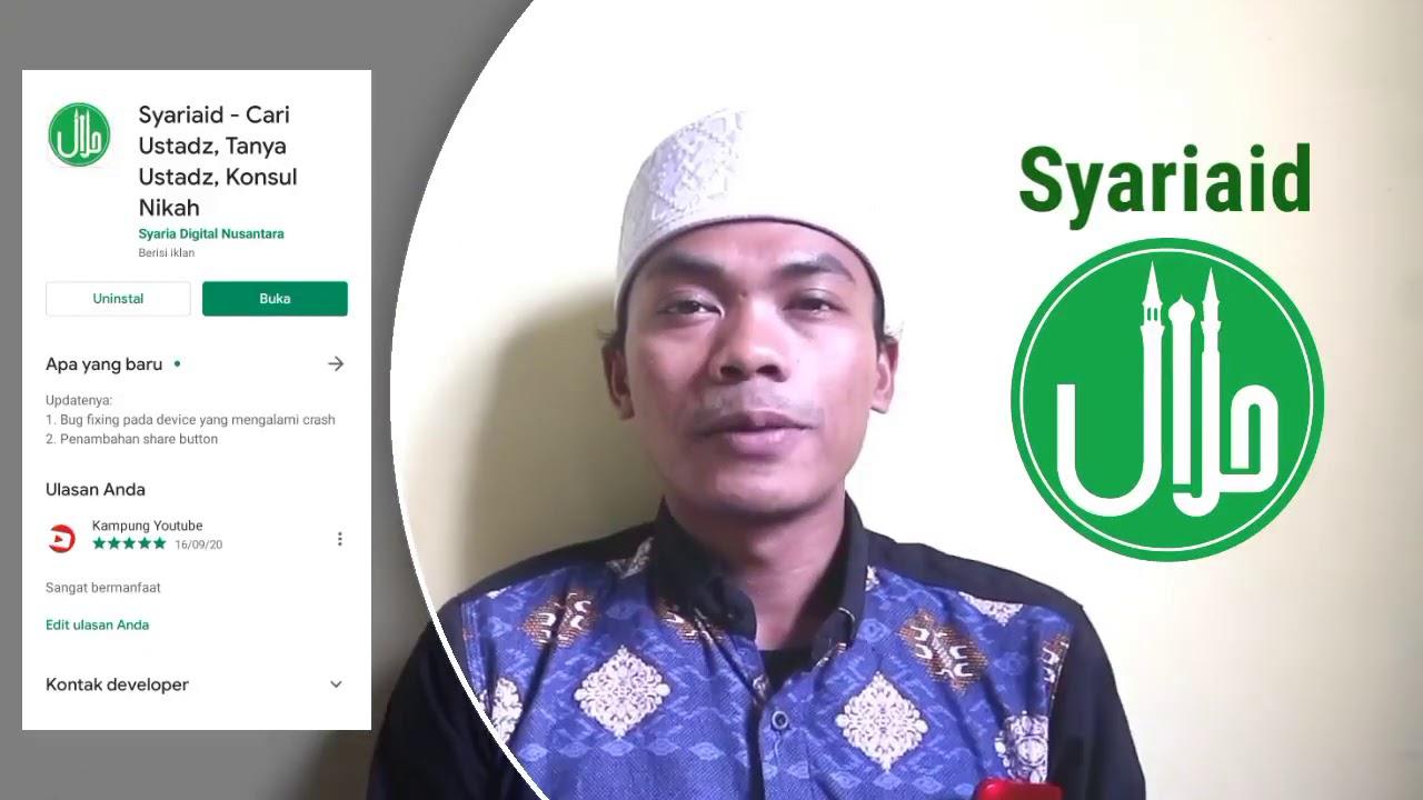 Aplikasi SyariaID