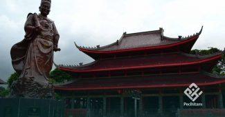 Kelenteng Sam Po Kong dan Sang Bahariawan Muslim Tionghoa (Cheng Ho)