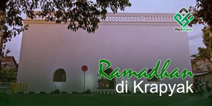 ramadhan di krapyak